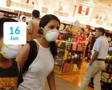 Economía peruana se hunde 40,49% interanual en abril, el peor registro mensual histórico